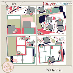 The Cherry On Top:  Re Planned Templates