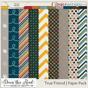 True Friend | Paper Pack