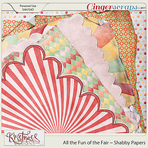 All the Fun of the Fair Shabby Papers