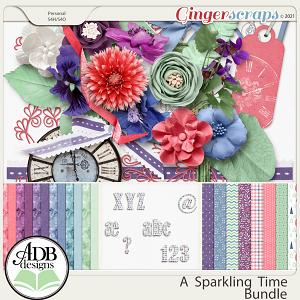 A Sparkling Time Bundle by ADB Designs