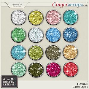 Hawaii Glitters by Aimee Harrison