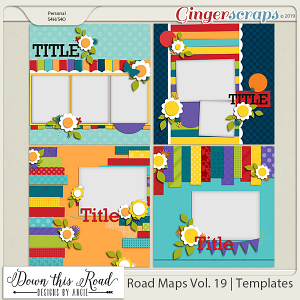 Road Maps | Vol. 19