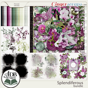 Splendiferous Bundle by ADB Designs