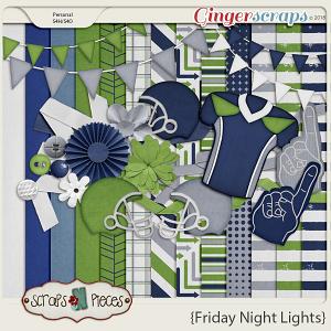 Friday Night Lights Mini 21
