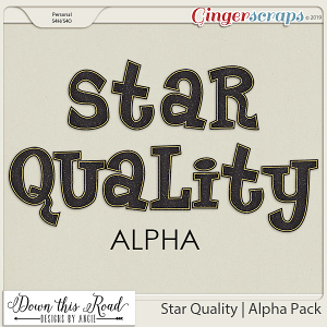 Star Quality | Alpha Pack