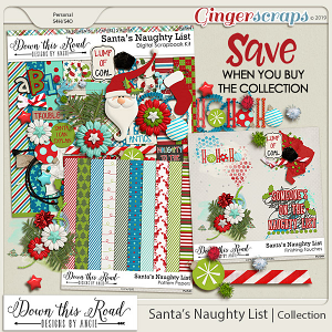 Santa's Naughty List | Collection