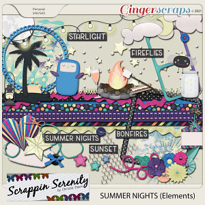 Summer Nights Elements