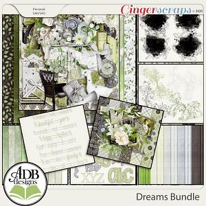 Dreams Bundle by ADB Designs