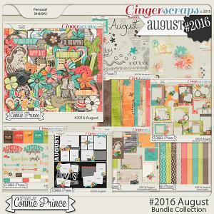 #2016 August - Bundle Collection