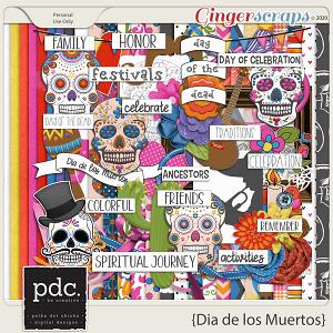 Polka Dot Chicks: Dia de los Muertos (Day of the Dead)
