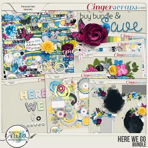 Here We Go - Bundle- by Neia Scraps