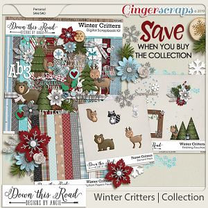 Winter Critters | Collection