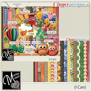 I Can by Memory Mosaic