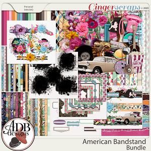 American Bandstand Bundle by ADB Designs