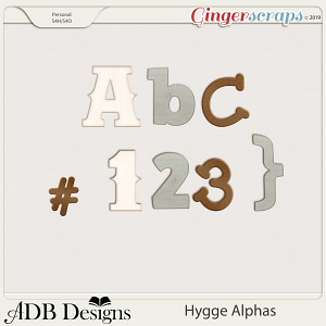Hygge Alpha by ADB Designs
