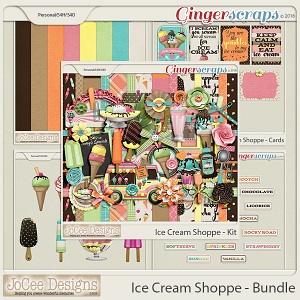 Ice Cream Shoppe Bundle