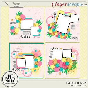 Two Clicks Templates 2 by JB Studio
