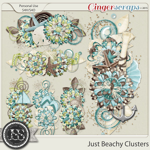 Just Beachy Clusters