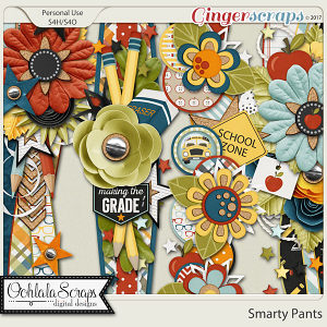 Smarty Pants Page Borders