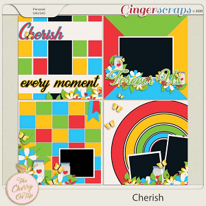 The Cherry On Top:  Cherish Templates