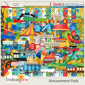 Amusement Park by Lindsay Jane