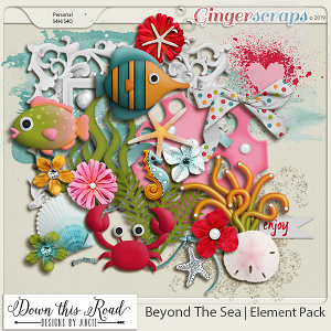 Beyond The Sea | Element Pack