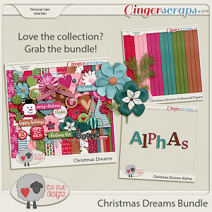 Christmas Dreams Bundle by Luv Ewe Designs