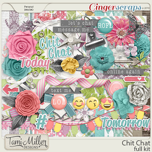 Chit Chat Full Kit by Tami Miller Designs