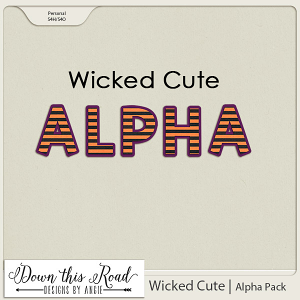 Wicked Cute | Alpha Pack