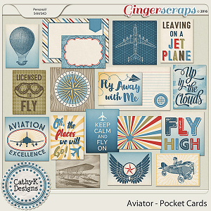 Aviator - Pocket Cards