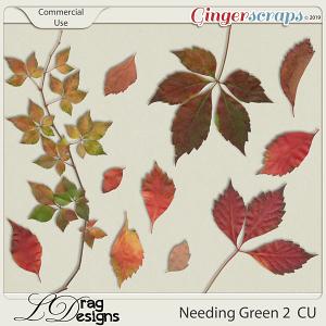 Needing Green 2 CU by LDragDesigns