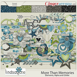 More Than Memories Elements by Lindsay Jane