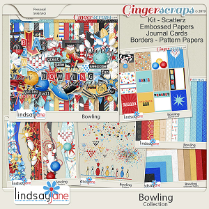 Bowling Collection by Lindsay Jane
