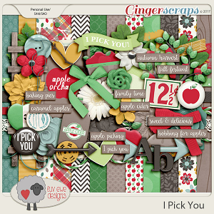 I Pick You Kit by Luv Ewe Designs