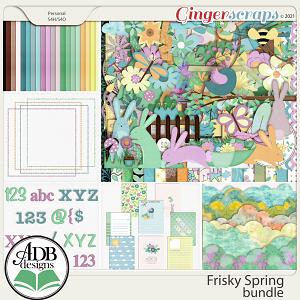 Frisky Spring Bundle by ADB Designs