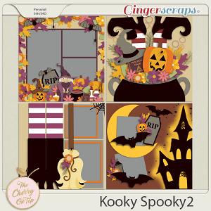 The Cherry On Top:  Kooky Spooky 2