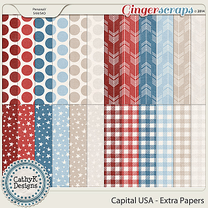 Capital USA - Extra Papers