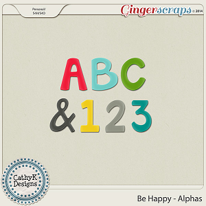 Be Happy - Alphas