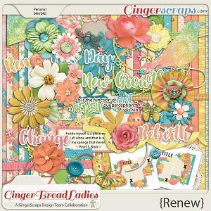 GingerBread Ladies Collab: Renew