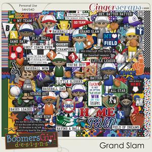 Grand Slam by BoomersGirl Designs