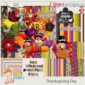 Thanksgiving Day-Bundle