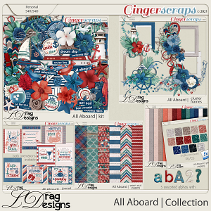All Aboard: Collection by LDragDesigns