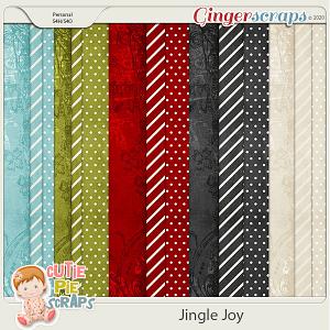 Jingle Joy Pattern Papers