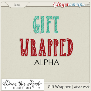 Gift Wrapped | Alpha Pack