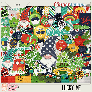Page Kit - Lucky Me