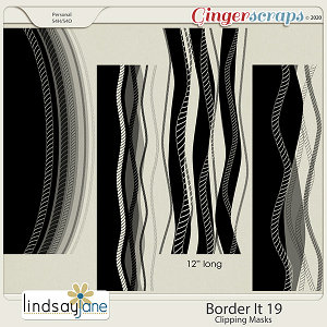 Border It 19 by Lindsay Jane