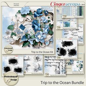 Trip to the Ocean Bundle