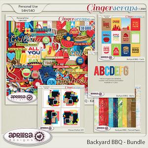 Backyard BBQ - Bundle by Aprilisa Designs