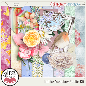 In the Meadow Petite Kit by ADB Designs
