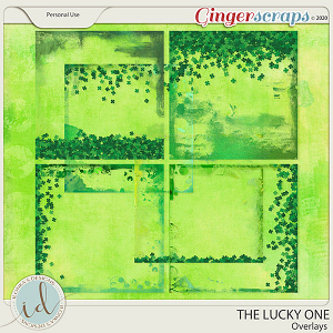 The Lucky One Overlays by Ilonka's Designs